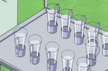 Wasser der Götter