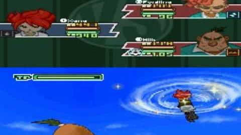 Inazuma Eleven 2 Firestorm Xene - Photon Crash