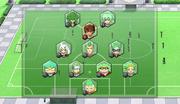 Tenmas' formation 36CSHQ