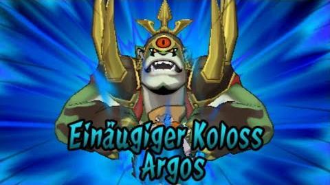 GO Chrono Stones - Einäugiger Koloss Argos