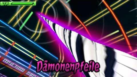 Inazuma Eleven GO - Dämonenpfeile