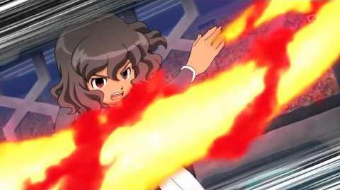 Inazuma Eleven GO Chrono Stone 43 - Kami no Takuto FI 神のタクトFI HD-0