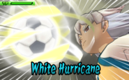 White Hurricane English GO game