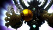 Goseishin Titanias in the game opening