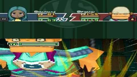 Fighter B - Sumo Stomp