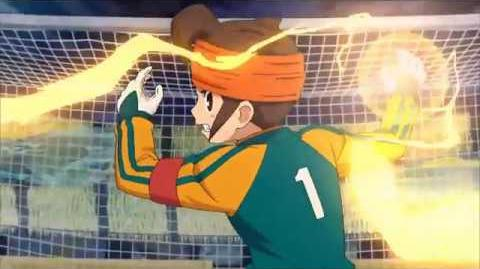 Inazuma Eleven Reloaded-Majin the Hand