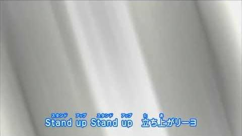 Inazuma Eleven Reloaded Opening TACHIAGARIYO REMASTERED