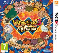 PS 3DS InazumaEleven3 BombBlast frFR