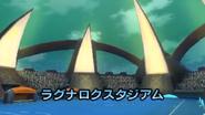 Ragnarok Stadium (Chrono Stone game HQ)