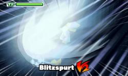 Blitzspurt 3DS