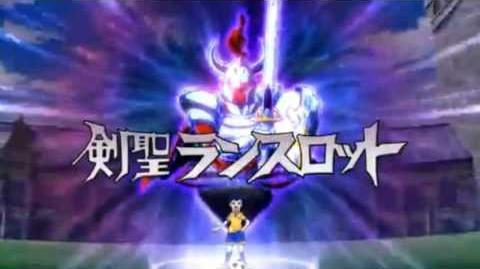 Inazuma Eleven Go Chrono Stone 36 - Fractal House V2 Et Keshin Tsurugi Arumre