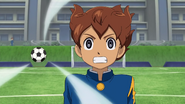 Tenma scared GO 1 HQ