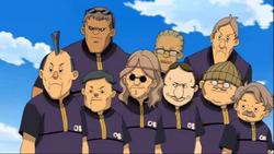 IE1 Inazuma-Veteranen 2