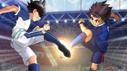 Kozoumaru Clash with Lus