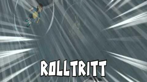 Inazuma Eleven Strikers Rolltritt German