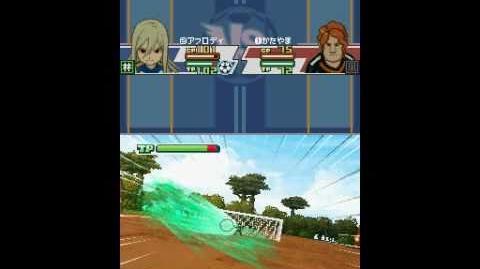 Inazuma eleven 3 spark Snake shot kai