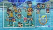 Raimon's formation GO 26