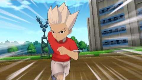 Inazuma Eleven Strikers 2012 Xtreme - Foudre
