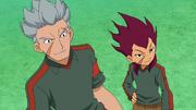 Mikado with Itsumi
