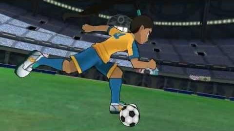 Inazuma Eleven GO Strikers 2013 - Acrobat Keep HD