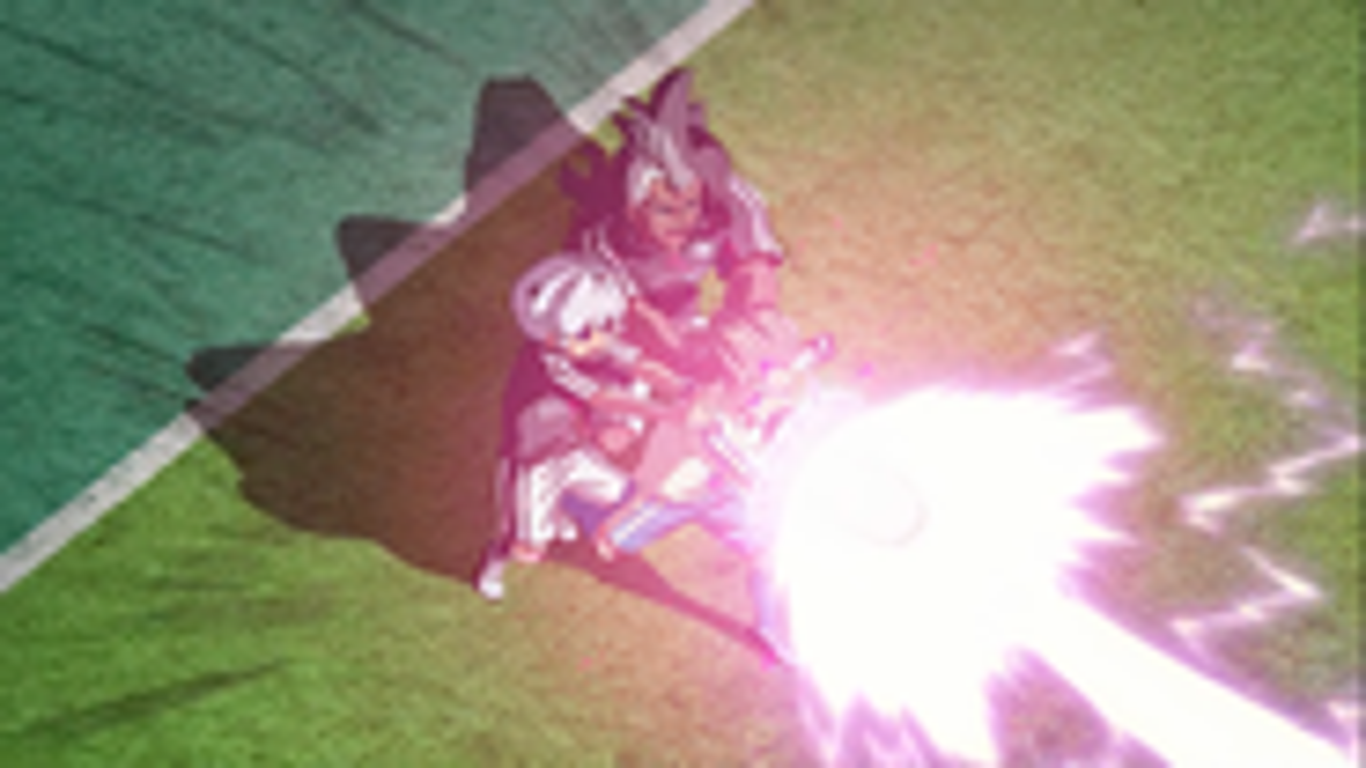 Nishikage aidé par sa défense
