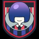 Bob Cutters R emblem