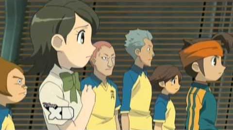 Inazuma Eleven 38 La contre-attaque de la Royal Deuxième partie