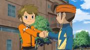 Tachimukai meeting Endou