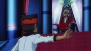 Endou confronting Ishido GO 24 HQ