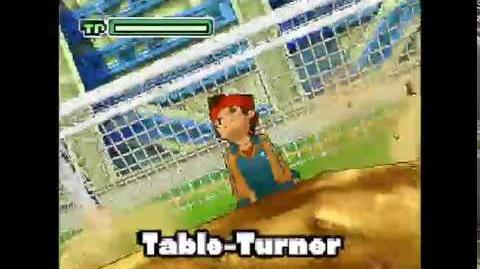 Table Turner Chabudai Gaeshi ( ちゃぶだいがえし ) Scudo di Terra