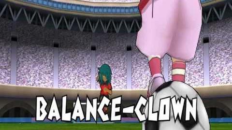Balance-Clown