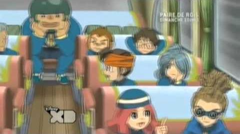 Inazuma Eleven 31 A la recherche du mystérieux attaquant!