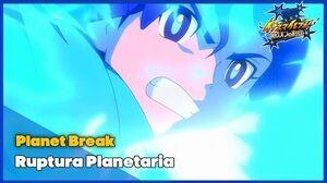Planet Break Ruptura Planetaria Los Chou Kinuns Inazuma Eleven - Orion no Kokuin-0