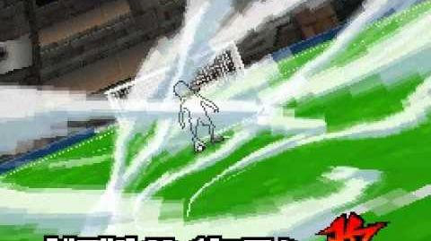 Inazuma Eleven 3 Sekai No Chosen The Ogre - Double Cyclone