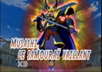 Musashi,Le Samuraï Vailliant