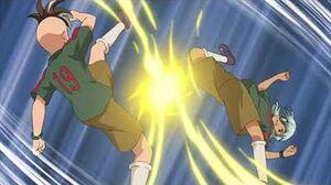 Twin Boost-Inazuma Eleven Ares no Tenbin