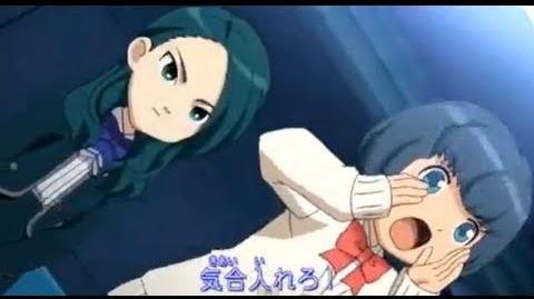 Inazuma Eleven Go Galaxy Opening