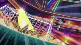 Nishiki Ryouma-Denrai Houtou(Inazuma Eleven GO)