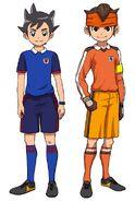 Inazuma Japan Uniform