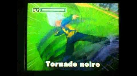 Shadow - Tornade noir