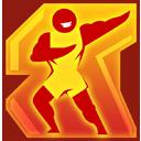 Macho Muscles emblem