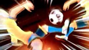Fire Tornado Double Drive - Inazuma Eleven Go Strikers