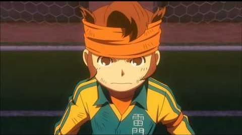 Inazuma Eleven Saikyo Gundam Ogre Shuurai Death Break vs Omegathe Hand HD 1080
