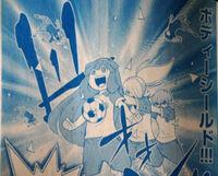 Body Shield manga