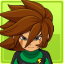 Kojiro Genda (Earth Eleven uniform)