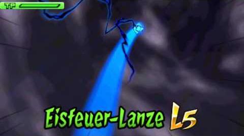 Inazuma Eleven GO - Eisfeuer-Lanze