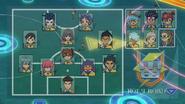 Raimon's formation GO 35
