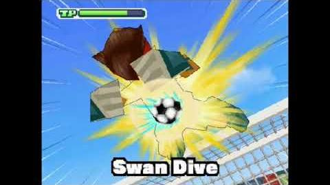 Swan Dive Swan Dive ( スワンダイブ ) Tuffo del Cigno