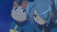 Endou and Kazemaru chatting IE 33 HQ