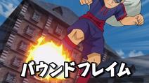 Flamme Rebondissante Anime GO 5